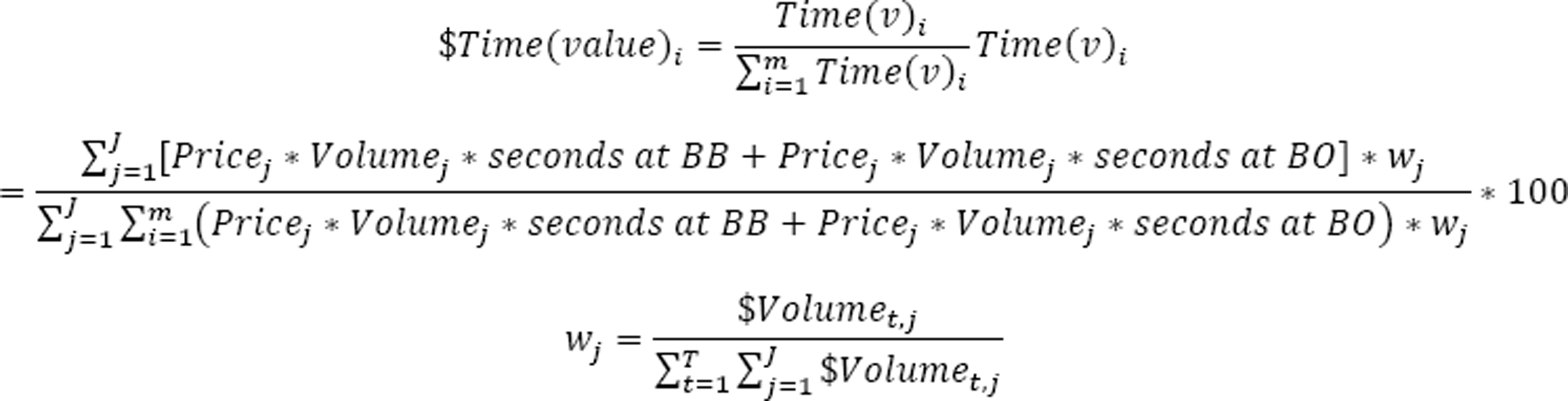 $Time(value)