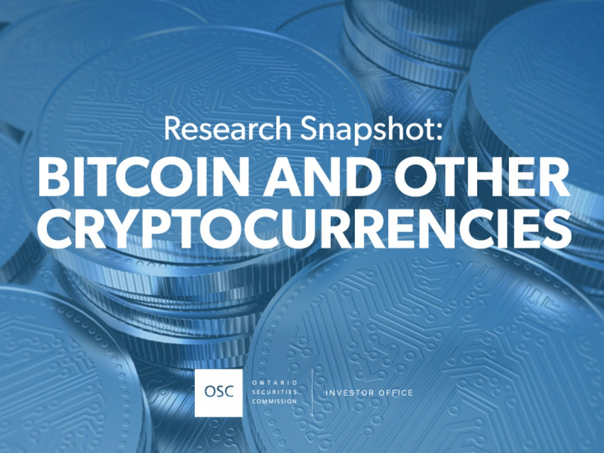 Bitcoin and Other Cryptocurrencies research snapshot cover page