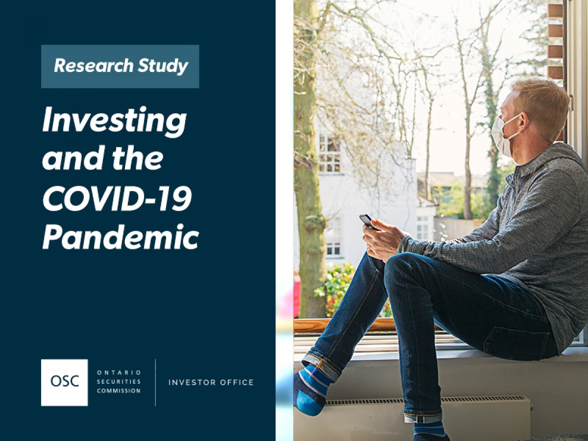 Research Study: Investing and the COVID-19 Pandemic Study