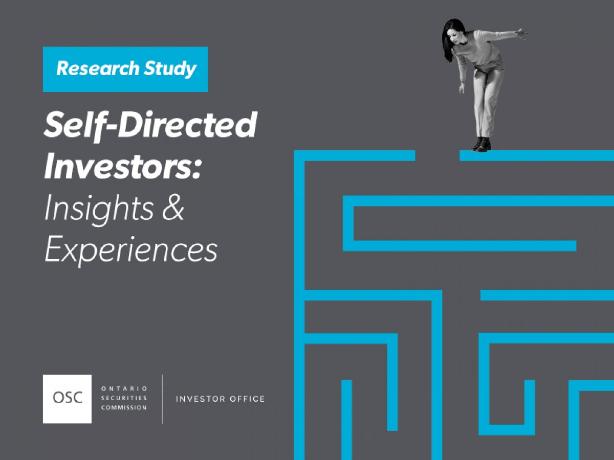 Self-Directed Investors: Insights and Experiences